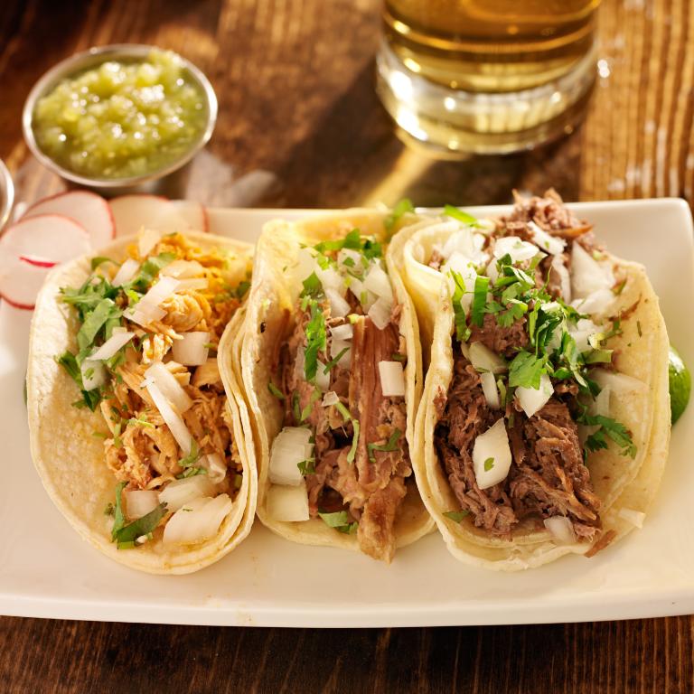 tacos trios